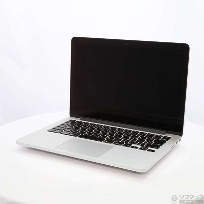 【中古】Apple(アップル) MacBook Pro MGX82J/A 13.3インチ Core i5 2.6GHz メモリ8GB SSD256GB 〔10.9 Mavericks〕 【291...