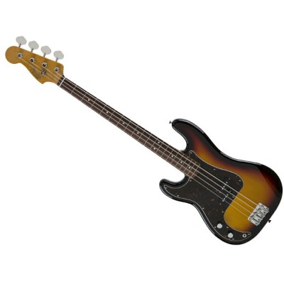 Fender ( フェンダー ) Made in Japan Traditional 60s Precision Bass Left-Hand(3-Color Sunburst ) 【 国産...