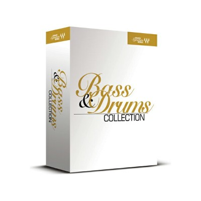 WAVES ( ウェイブス ) Bass & Drums Collection 【BDSSSG】 ◆【DTM】【DAW】