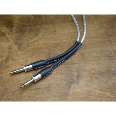 ANALYSIS PLUS アナリシスプラス / Speaker Cable SILVER OVAL 0.7m Phone-Phone【WEBSHOP】