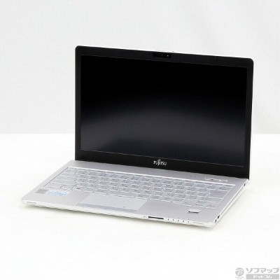 【中古】富士通 LIFEBOOK SH75/T (FMVS75TWP) 〔Windows 8.1〕 【291-ud】 [13.3型ノートパソコン 本体]
