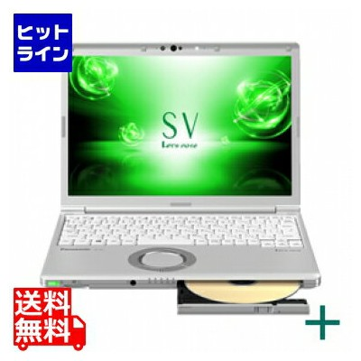 Let's note SV7 Let's note SV7 DIS専用モデル(Core i5-8250U/8GB/SSD256GB/SMD/W10P64/12.1WUXGA/電池S) CF...