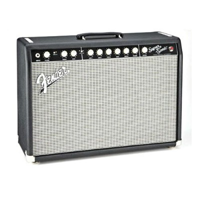 Fender USA Super-Sonic 22 Combo [Black] [2160007000] 【お取り寄せ商品】