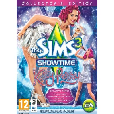 The Sims 3: Showtime Katy Perry Collector's Edition (PC) (輸入版)