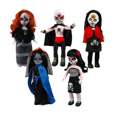 Living Dead Dolls - Series 20 (Set of 5) メズコ