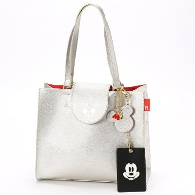 LT.セオルーレザレット.ミッキー-A SILVER/ルートート(ROOTOTE)