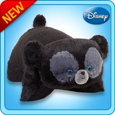 ディズニー ブレイブ・ベアー まくら 寝具 My Pillow Pets Authentic Disney 18-Inch Brave Bear Folding Plush Pillow, Large