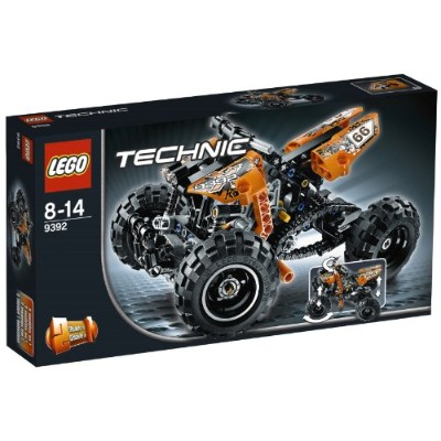 レゴ テクニック LEGO Technic 9392: Quad Bike