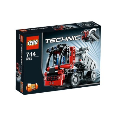 レゴ テクニック LEGO Technic 8065: Mini Container Truck