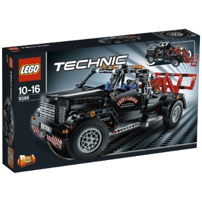 レゴ テクニック LEGO Technic 9395: Pick-Up Tow Truck