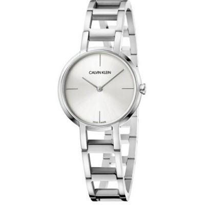 【SALE/30%OFF】CALVIN KLEIN WATCHES+JEWELRY (W)カルバンクライン 腕時計 Cheers(チアーズ) 2針 シルバー×シルバー カルバンクラインウォッチアンドジ...