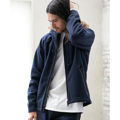 【CAMBIO(カンビオ)】Bonding Back Boa Hooded Jacket ジャケット