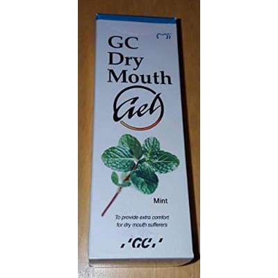 GC Dry Mouth Gel (Mint Flavor) 40G by GC