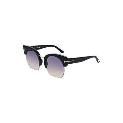 トムフォード サングラス TOM FORD FT0552 Tom Ford FT0552 Savannah-02 Cropped Sunglasses TF552