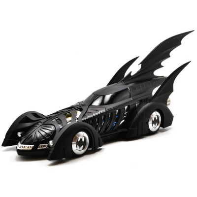 "MATTEL HOT WHEELS 1:18scale HERITAGE SERIES ""BATMAN FOREVER"" BATMOBILE マテル ホットウィール 1:18スケール..."