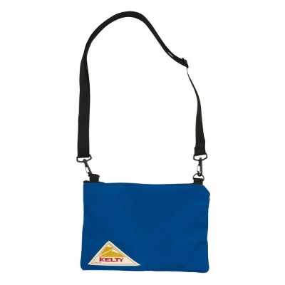 KELTY(ケルティ) VINTAGE FLAT POUCH S New Blue 2592144