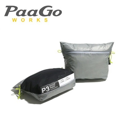 PaaGo WORKS パーゴワークス ポーチ ポーチ 3 POUCH 3 WF-06 【雑貨】小物入れ
