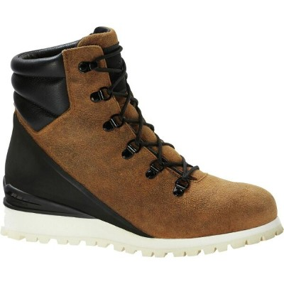 ザ ノースフェイス The North Face レディース シューズ・靴 ブーツ【Cryos Hiker Wedge WP Boot】Camel Beige/Tnf Black