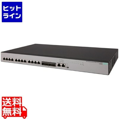 ヒューレット パッカード ( HP ) HPE OfficeConnect 1950 12XGT 4SFP+ Switch JH295A#ACF