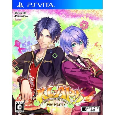 KLAP!! 〜Kind Love And Punish〜 Fun Party [通常版][PS Vita] / ゲーム