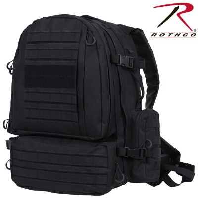 【20%OFFセール開催中】メンズ ミリタリー バッグ / ROTHCO ロスコ TACTICAL EXTENDED DEPLOYMENT パック 【26410】/ ミリタリー 【キャッシュレス5...