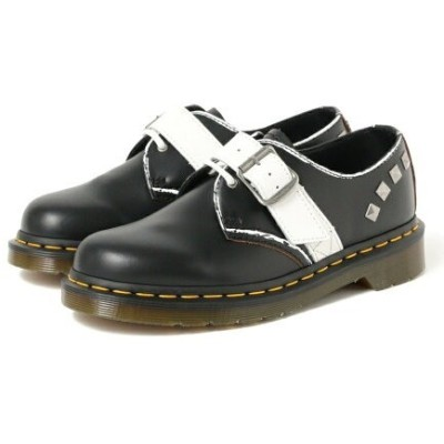 Ray BEAMS Dr.Martens / CORE ALT ZAMBELLO STUD 3 EYE SHOE ドクターマーチン レイビームス ビームス beams raybeams レディース...