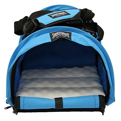 STURDI PRODUCTS SturdiBag Cube Pet Carrier, Large, Blue Jay 141[並行輸入]