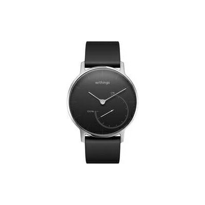 Withings ウィジングズ スマートウォッチ Steel Black HWA01-Steel-Black-All-JP HWA01-STEEL-BLACK-