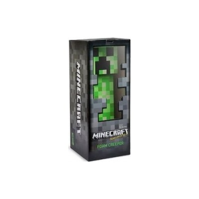 """Official Minecraft Giant Foam Creeper フィギュア 24"""" Toy / 2 Feet Tall!! 131002fnp"""