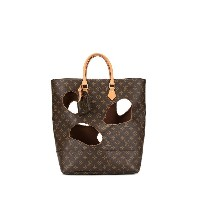 Louis Vuitton Pre-Owned Louis Vuitton x Comme Des Garçons モノグラム トートバッグ