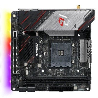 【送料無料】ASRock(アスロック) X570 Phantom Gaming-ITX/TB3 (X570PHANTOMGAMINGITX)