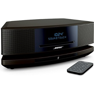 Bose コンポ Wave SoundTouch music system IV ブラック
