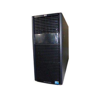 中古 HP ProLiant ML370 G6 AV843A Xeon X5560 2.8GHz 8GB 500GB×2 (SATA 2.5インチ) DVD-ROM Smartアレイ P410i