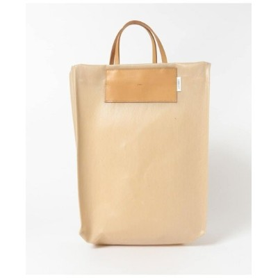 URBAN RESEARCH ITTI×commpost別注TOTE アーバンリサーチ バッグ トートバッグ ホワイト ブラック【送料無料】