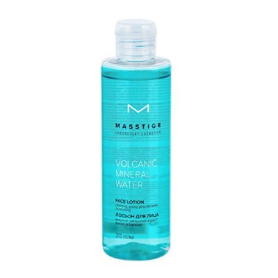 MASSTIGE | Volcanic Mineral Water | FACE LOTION | Extract Of Dead Sea Minerals | 200 ml