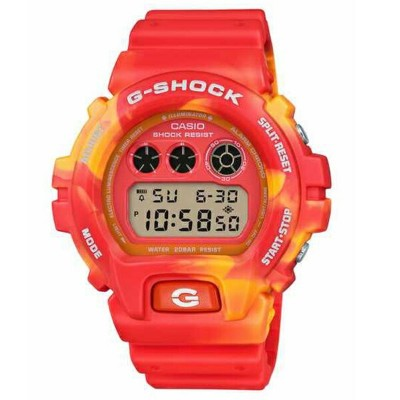G-SHOCK カシオ Gショック SPECIAL COLOR Kyo Momiji Color 腕時計 メンズ DW-6900TAL-4JR