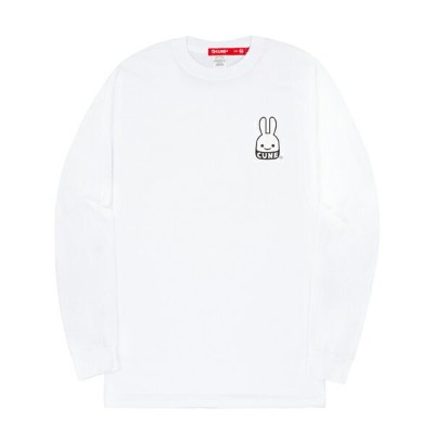 CUNE.CUNEウサギ2019LONG SLEEVE T