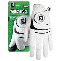 FootJoy WeatherSof Gloves - Previous Season Styles【ゴルフ アクセサリー>手袋】