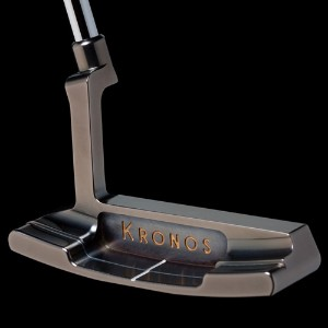 Kronos Golf Touch Refined PVD Carbon Putter【ゴルフ ゴルフクラブ>パター】