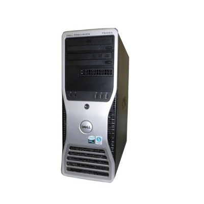 WindowsXP DELL PRECISION T5400 Xeon E5410 2.33GHz 4GB 250GB Radeon HD 2400 Pro 中古ワークステーション