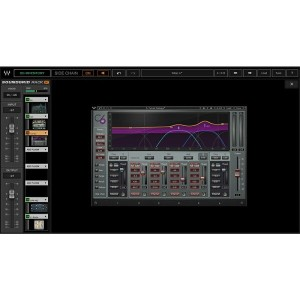 Waves Live/SoundGrid Rack for VENUE - Full License