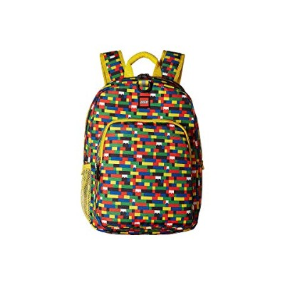 LEGO クラシック バックパック バッグ リュックサック 【 LEGO BRICK WALL HERITAGE CLASSIC BACKPACK ASSORTED 】 キッズ ベビー マタニティ...