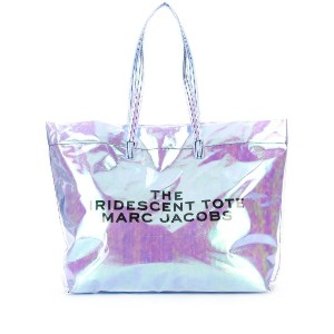Marc Jacobs The Iridescent トートバッグ - ブルー
