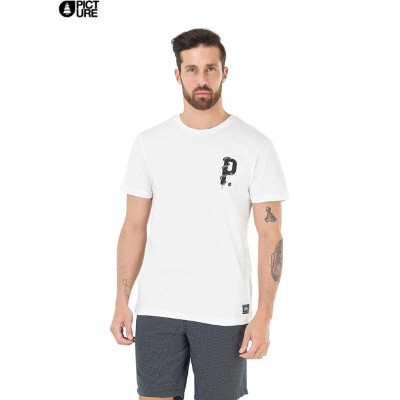 PICTURE ピクチャー PIRATE TEE コットンT Tシャツ 半袖 (White):MTS570