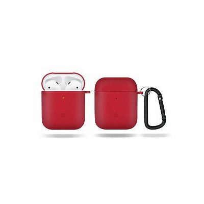 CaseStudi Explore Case for AirPods Red CSAPEXRD(レット
