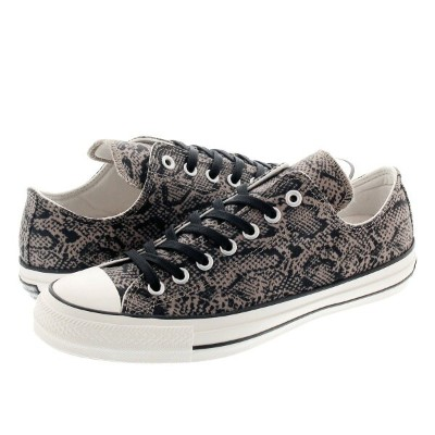 CONVERSE ALL STAR 100 SNAKE OX コンバース オールスター 100 スネーク OX BROWN 31300891