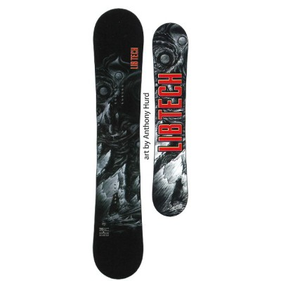 LIBTECH SNOWBOARDS [ TRS-TOTAL RIPPER SERIES @88000] リブテック スノーボード 【正規代理店商品】【送料無料】