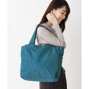 【passage mignon(パサージュ ミニョン)】 2WAYナイロントート OUTLET > passage mignon > バッグ・財布・小物入れ > トートバッグ モスグリーン