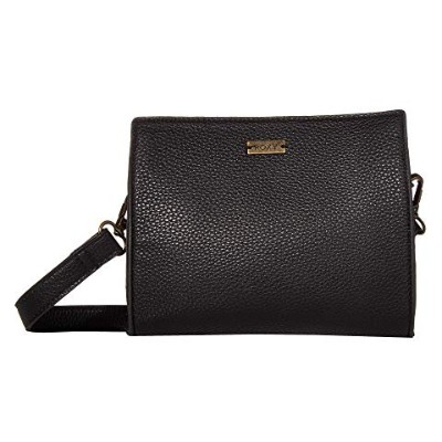ROXY 【 STAND FOR THE SUN CROSSBODY BAG ANTHRACITE 】 バッグ 送料無料