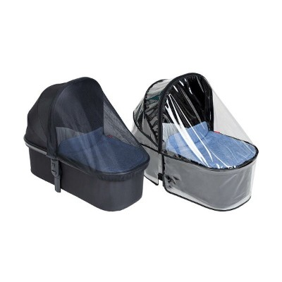 """phil&teds """"snug carrycot all weather cover set"""" (V6 2019+専用)フィルアンドテッズ キャリコット オールウェザーセット ストームカバー..."""
